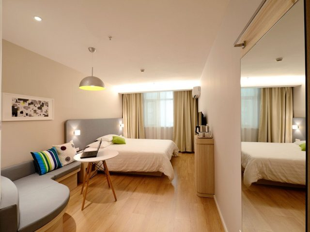 hotel, guest room, new
